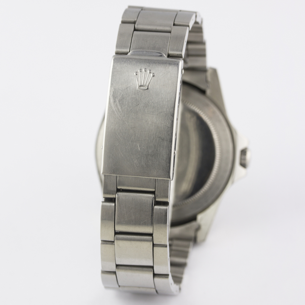 "A VERY RARE GENTLEMAN'S STAINLESS STEEL ROLEX OYSTER PERPETUAL DATE EXPLORER II ""ORANGE HAND"" - Image 8 of 13"