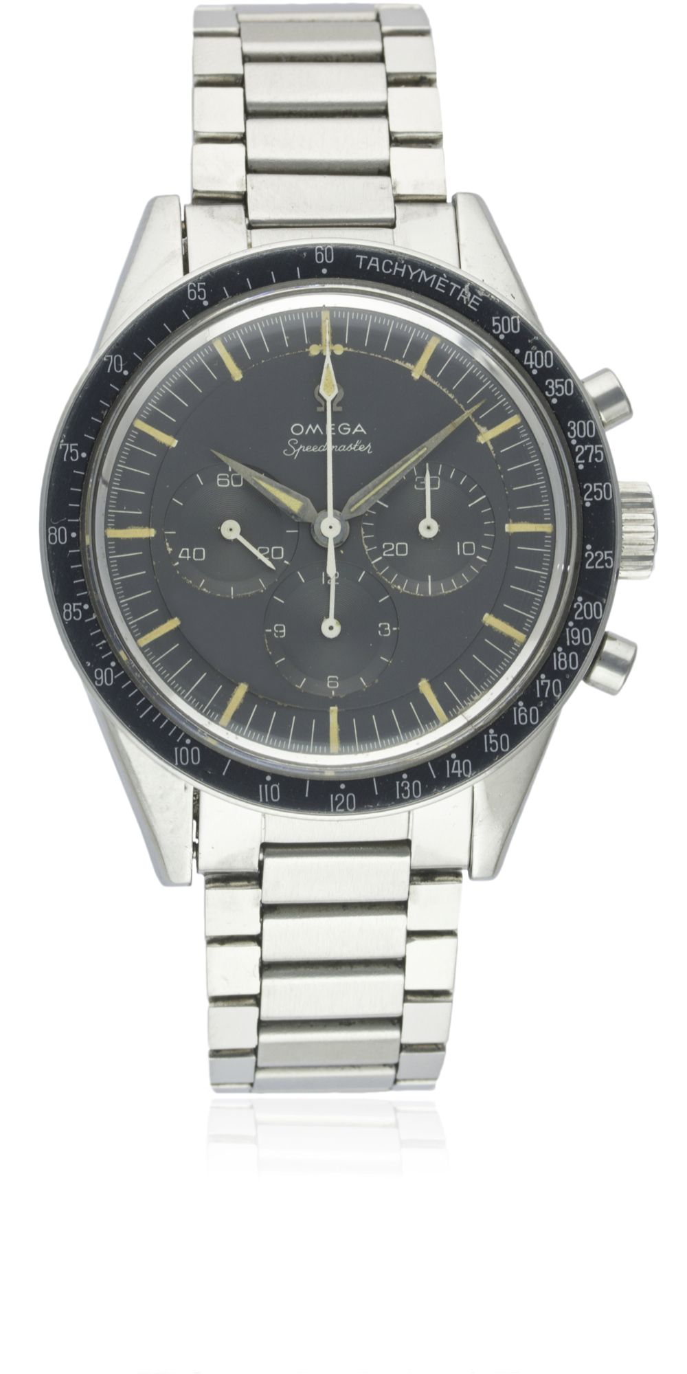 "AN EXTREMELY RARE GENTLEMAN'S STAINLESS STEEL OMEGA SPEEDMASTER ""SPECIAL PROJECTS"" CHRONOGRAPH - Image 3 of 14"