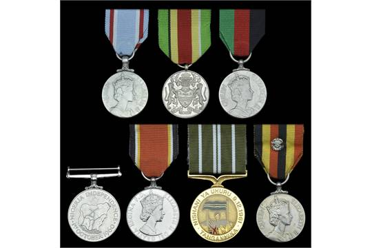 Independence Medals (7) Fiji