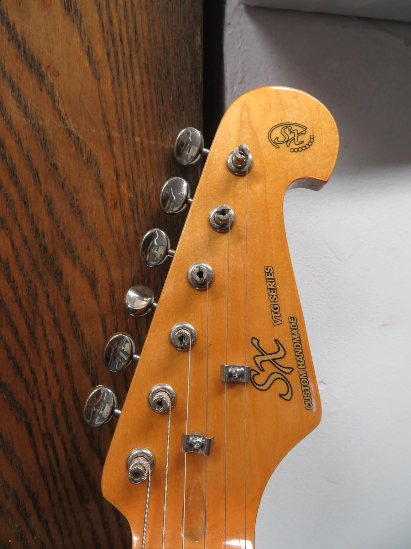 Lot 49 - SX electric guitar