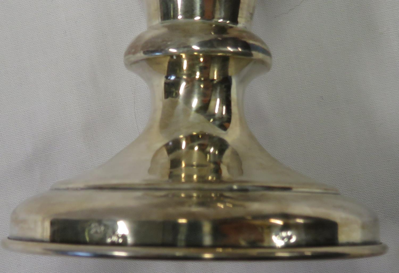 """Lot 5 - 8"""" hallmarked silver urn"""
