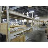 (7) Sections Adjustable Shelving