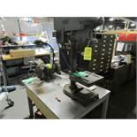 Bench Drill Press & DE Grinder