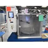 Exact Vacuum Encapsulation System, (2) Binks Pressure Pots, Pumps, Plexi Chamber