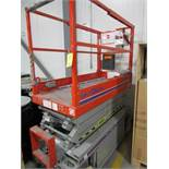 SjyJack SJIII-3219 Electric Scissor lift