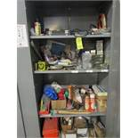 Lot 2 Supply Cabinets w/ Contents