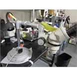 Nikon Microscope s/n 222497, Base & Sunnex Light Source