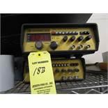 (2) BK Precision 3011B 2MHz Function Generators