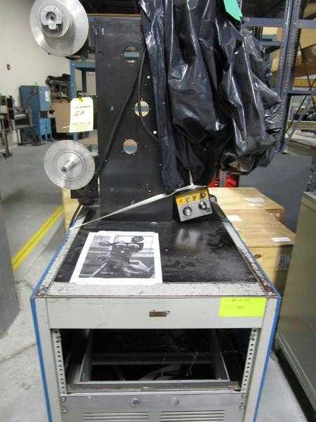 Sprague Electric - Film Foil Winder