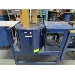 Blue HV Tester Cavity Barrel w/ Cart