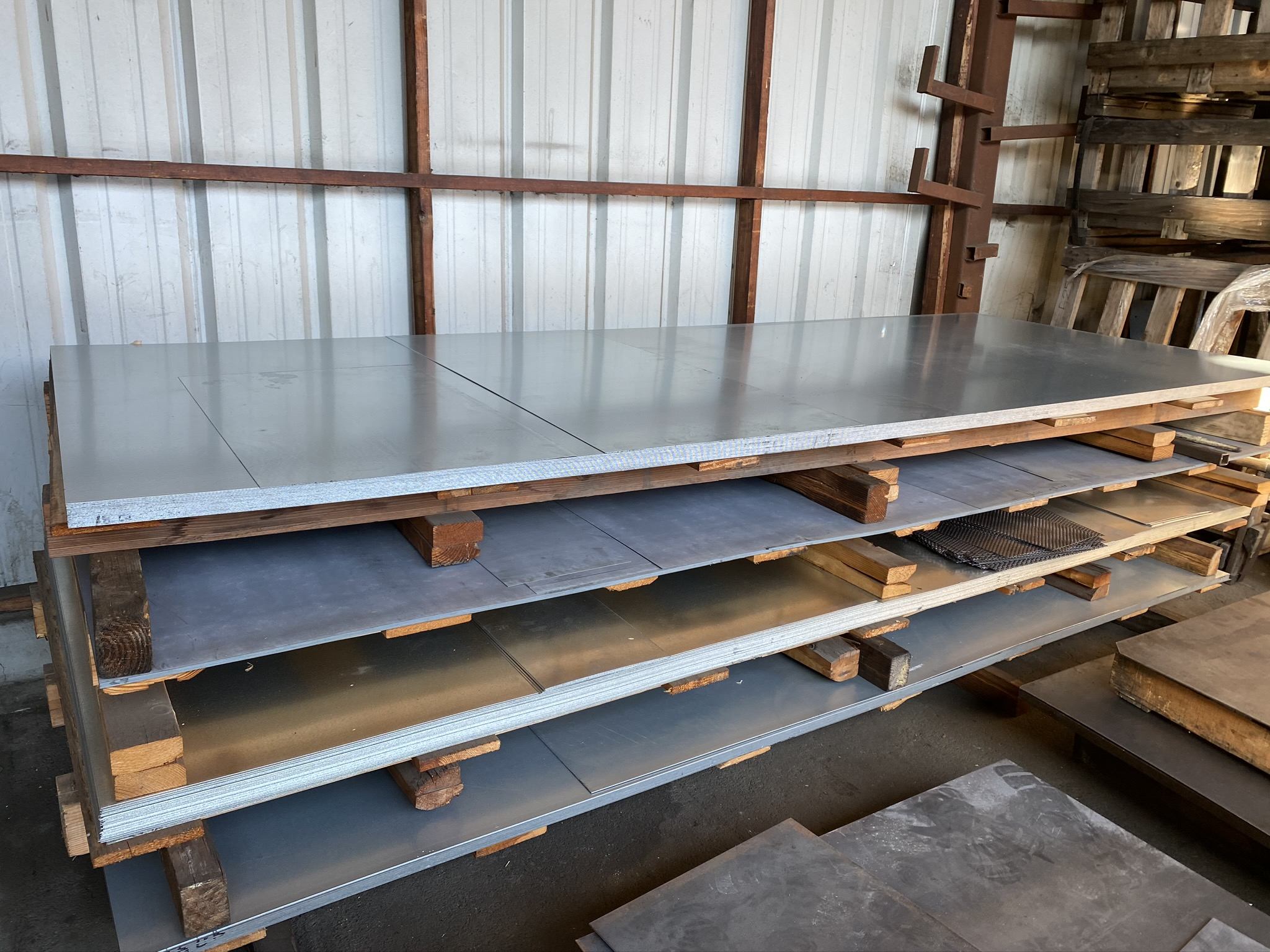 METAL STORE FIXTURE & SHEET METAL FABRICATION FACILITY, - Image 68 of 71