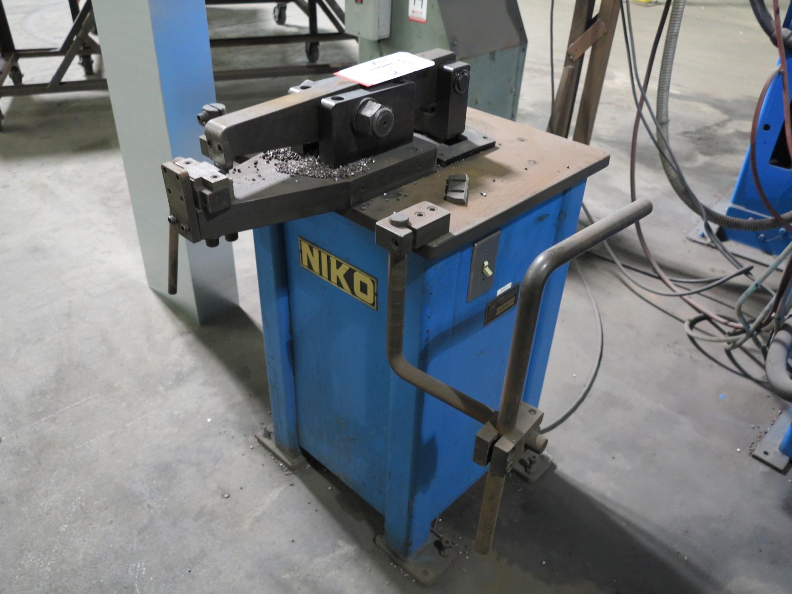 NIKO NIBBLER, MODEL TC-1, S/N 0998-1041 - Image 2 of 2