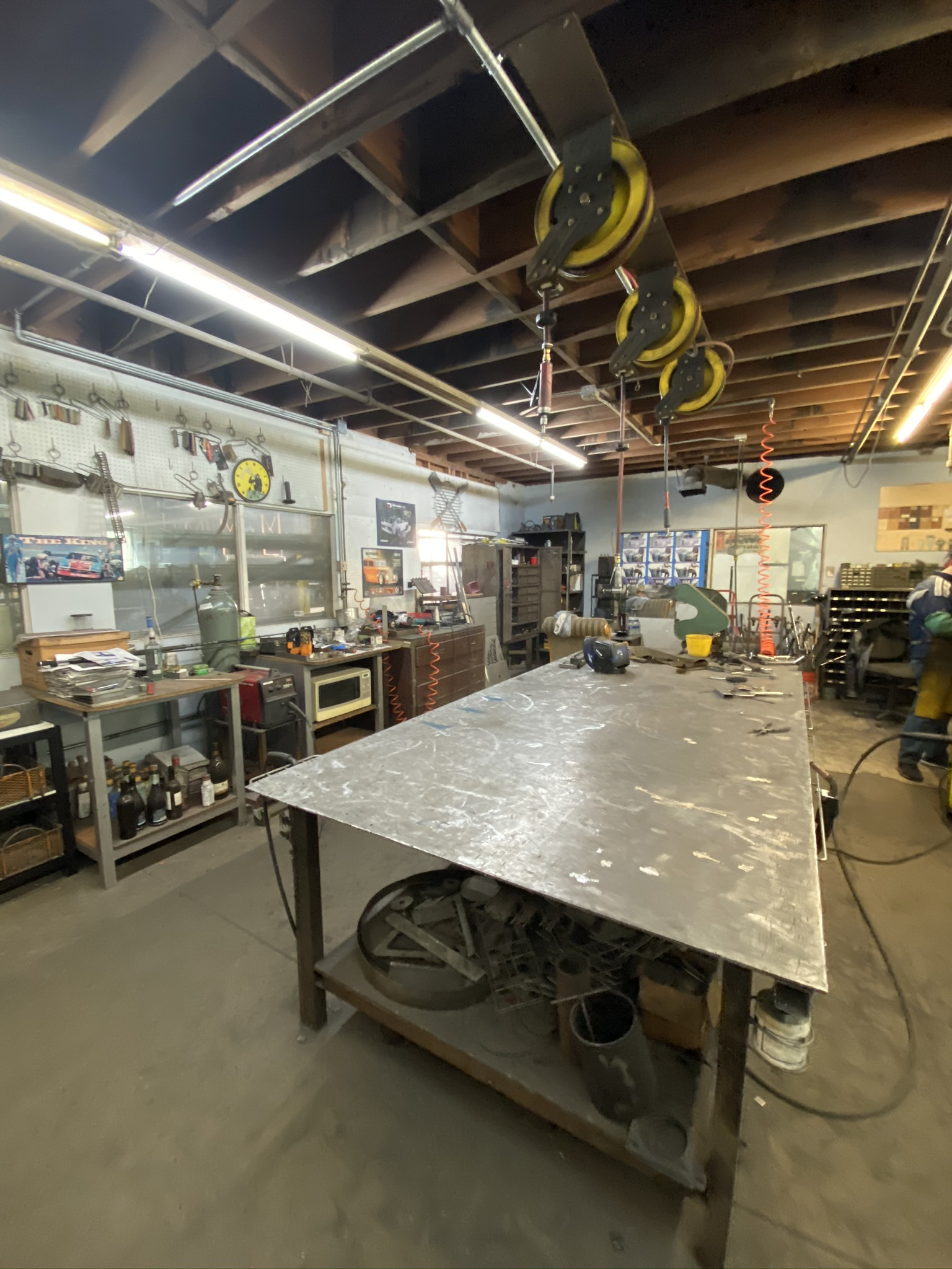 METAL STORE FIXTURE & SHEET METAL FABRICATION FACILITY, - Image 54 of 71
