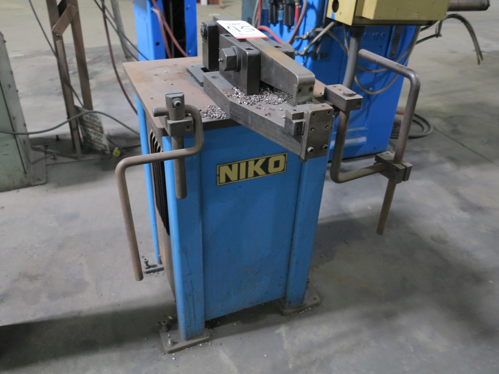 NIKO NIBBLER, MODEL TC-1, S/N 0998-1041