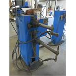 ACME SPOT WELDER, 30 KVA, DATA PLATE MISSING, FOOT PEDAL