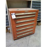 Equipto 7-Drawer Tooling Cabinet