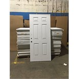 MASONITE STEEL SHEEL ENTRY DOORS (BIDDING IS PER DOOR MULTIPLIED BY 27)