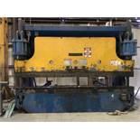 "350 Ton x 14' Cincinnati CNC Hydraulic Press Brake, Model 350 CB x 12 FT., 12' Between Housings, 10"""