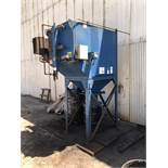 2013 Donaldson Torit 5 HP Dust Collector, Model DFO2-8, (8) Cartridge Filters, S/N 4191852 [