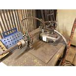 Koike IK-12 Max-3T Portable Track Torch Cutter (Used for Beveling & Chamfering) [Located at 8830
