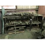Assorted Press Brake Die Tooling [Located at 8830 Vineyard Avenue, Rancho Cucamonga, CA 91730]