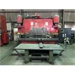 "300 Ton x 12' Pacific CNC Hydraulic Press Brake, Model J300-12, 10'-5"" Between Housings, Hurco"