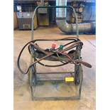 Oxygen/Acetylene Torch Set w/ Cart [Located at 8830 Vineyard Avenue, Rancho Cucamonga, CA 91730]