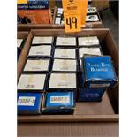 Qty 15 - Assorted Power Rite bearings. New in box.