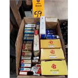 Qty 27 - Assorted bearings. New as pictured.