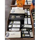 Qty 16 - Assorted BL bearings. New in box.
