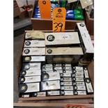 Qty 39 - Assorted BL bearings. New as pictured.