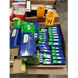 Qty 36 - Assorted KML bearings. New as pictured.