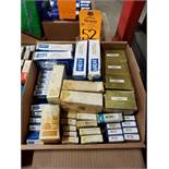 Qty 39 - Assorted bearings. New in box.