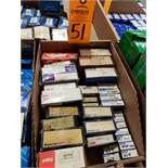 Qty 34 - Assorted bearings. New in box.