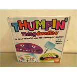 Thumpin' Thing Doodles Game. New & Boxed