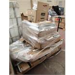 Pallet of La redoute raw customer return flat pack furniture