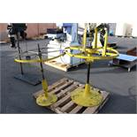 LOT - COIL STANDS