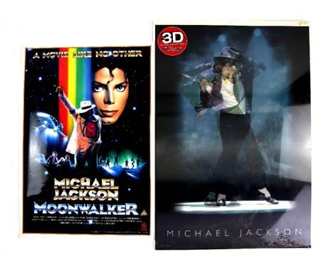 Michael Jackson signierte Mini-Scheibe