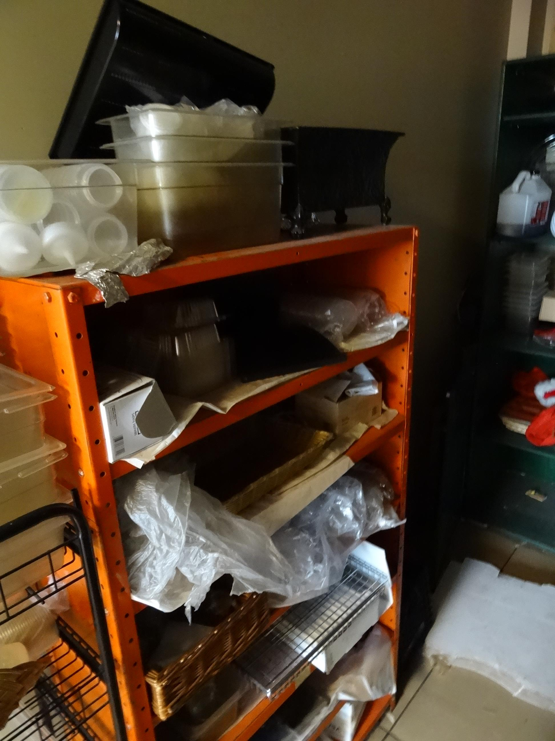 LOT, CONTENTS OF STORAGE ROOM - Image 3 of 5