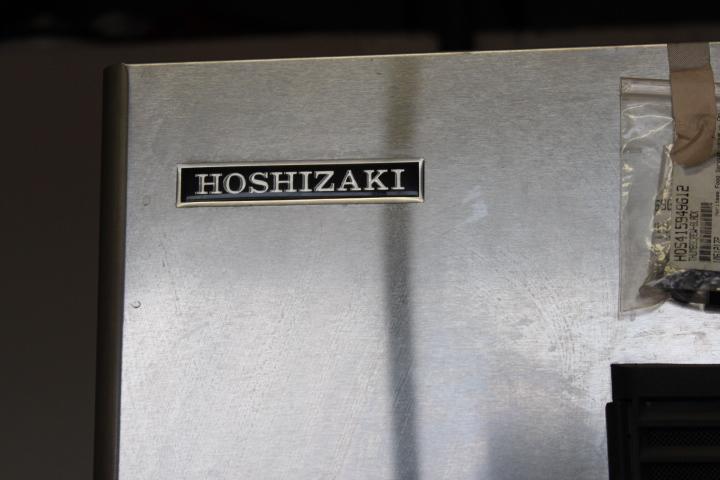 1X, HOSHIZAKI KM-320MAH 310LB ICE MACHINE W/BIN - Image 2 of 6