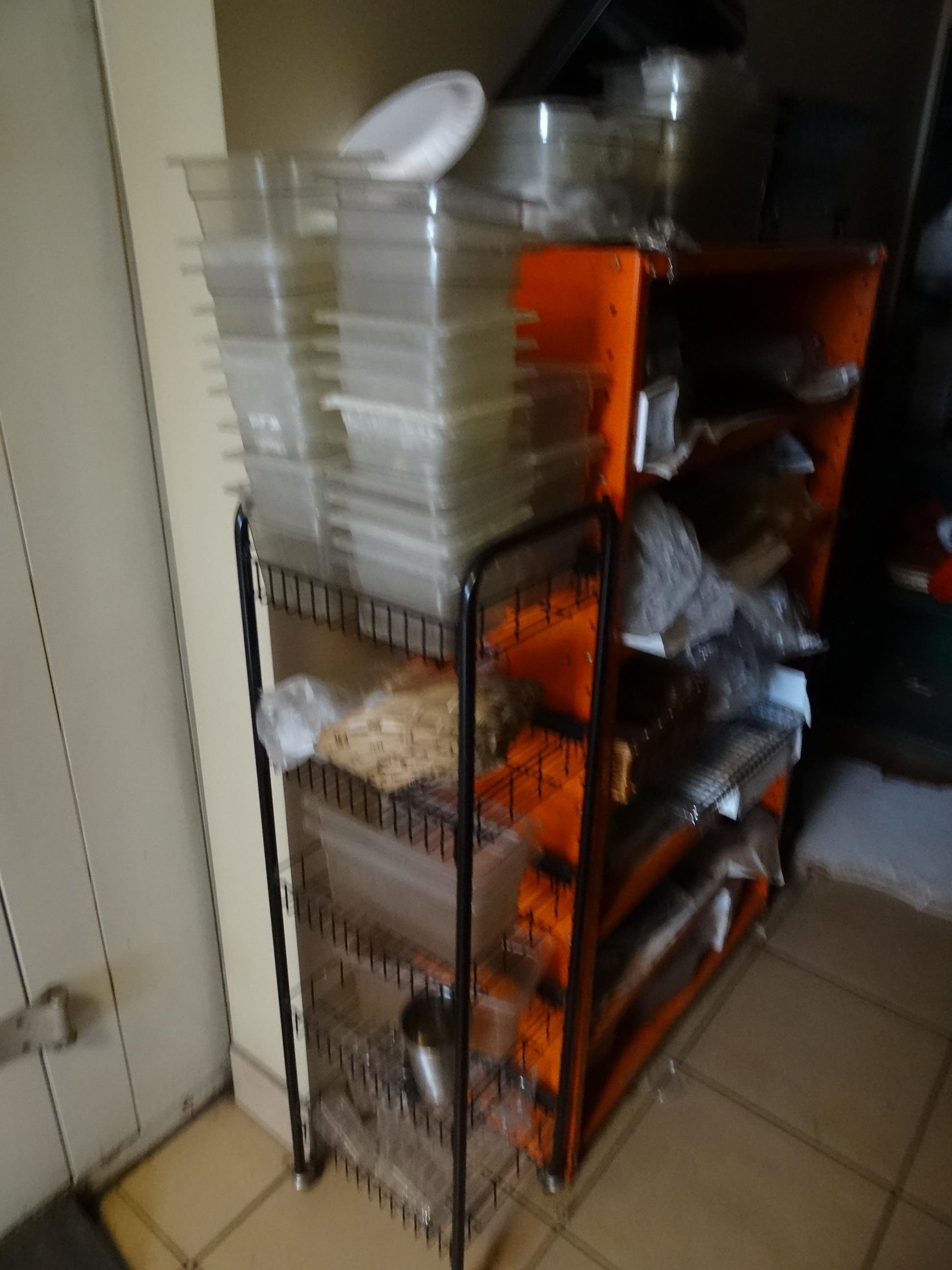 LOT, CONTENTS OF STORAGE ROOM - Image 2 of 5