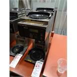 1X, BUNN CW SERIES, 3 POT COFFEE MACHINE (NO BASKET)