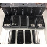 9 X IPHONE 5 IN ORIGINAL BOXES , ALL WORK, A FEW CRACKED AND LOCKED