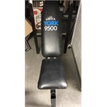 YORK 9500 WEIGHT LIFTING BENCH