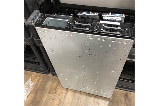 Dell / Honeywell E02S001 PowerEdge R710 Server Node with