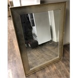 LARGE MIRROR WITH BEAUTIFUL FRAME