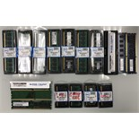 LOT OF DELL MEMORY FOR COMPUTERS