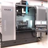 HURCO (2012) VMX42UI 5 AXIS CNC VERTICAL MACHINING CENTER WITH HURCO DUAL SCREEN CNC CONTROL, 13.