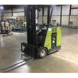 Stand Up Forklift Truck Battery Operated - Does not run (Rigging and loading fees included in the