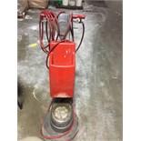 Floor Machine Company Floor Maintainer Floor Scrubber Model # FM-17, Serial # 17FM 35639, 3/4 HP,
